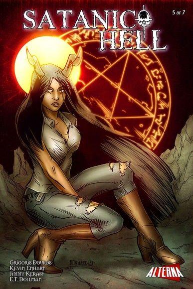Satanic Hell #5