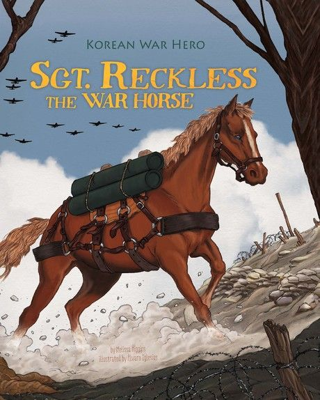 Sgt. Reckless the War Horse