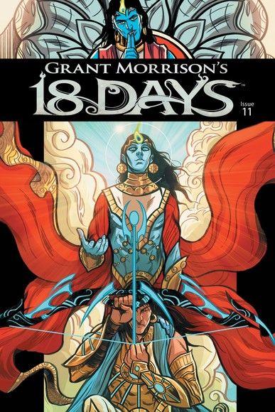 GRANT MORRISON'S 18 DAYS #11