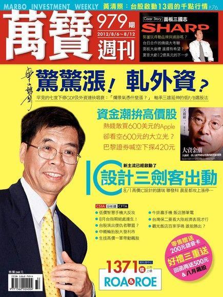 萬寶週刊 第979期