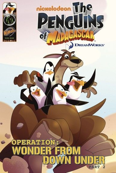 Penguins of Madagascar: Wonder from Down Under Part 2