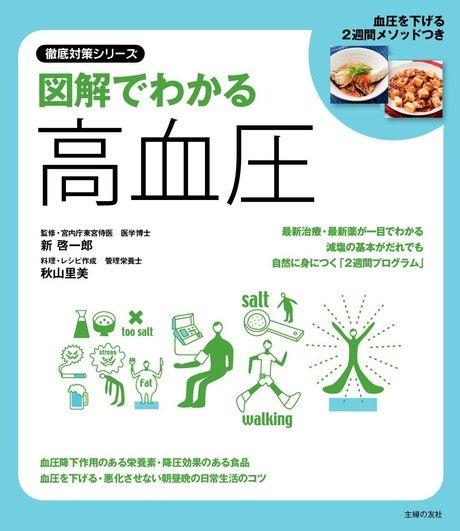 圖解高血壓(日文書)