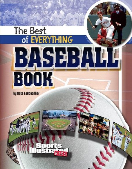 Best of Everything Baseball Book