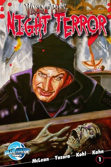 Vincent Price: Night Terrors