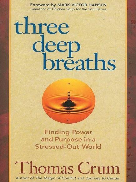 3次深呼吸