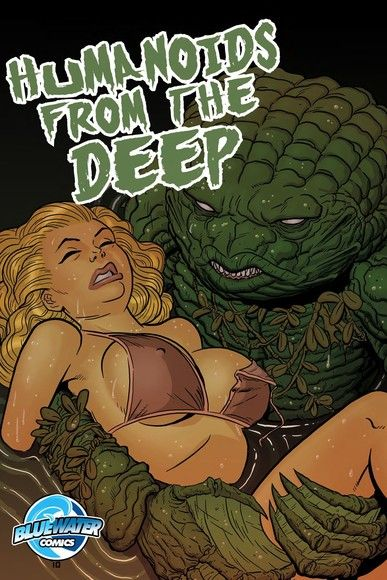 Humanoids from the Deep
