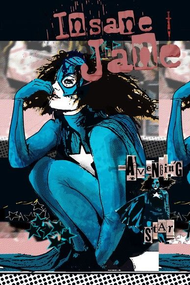 Insane Jane: Avenging Star