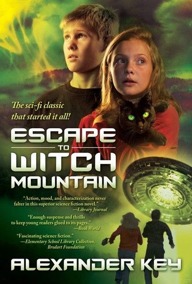 Escape to Witch Mountain