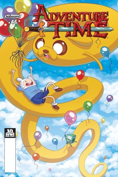 Adventure Time #46