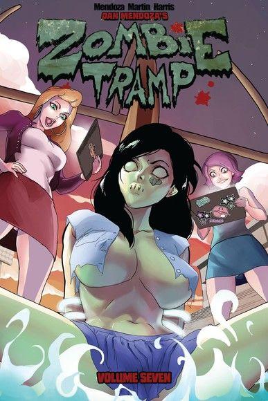 Zombie Tramp: Bitch Craft #TPB