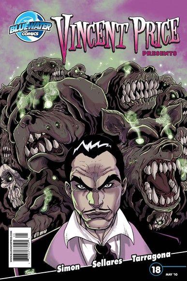 Vincent Price Presents Vol. 1 #18