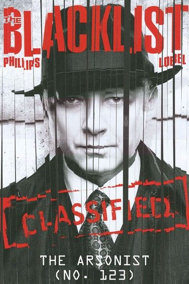 The Blacklist: The Arsonist Vol. 2