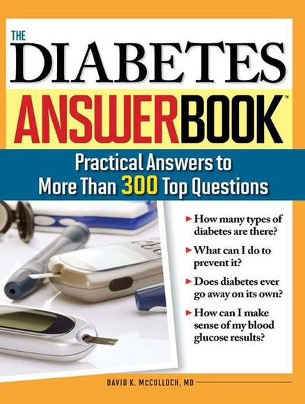 The Diabetes Answer Book