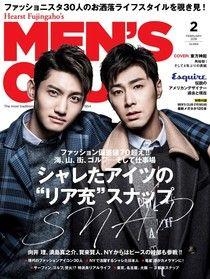 MEN'S CLUB 2018年2月號 【日文版】