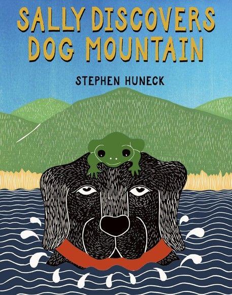 Sally Discovers Dog Mountain