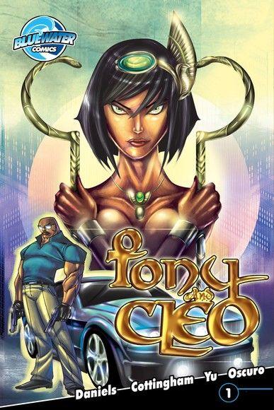 Tony & Cleo #1