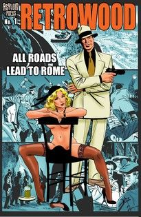 RETROWOOD: ALL ROADS LEAD TO ROME  #1 (of 3)