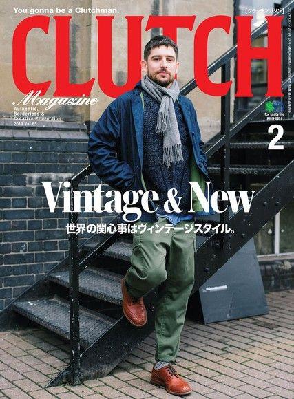 CLUTCH Magazine 2019年2月號 Vol.65 【日文版】