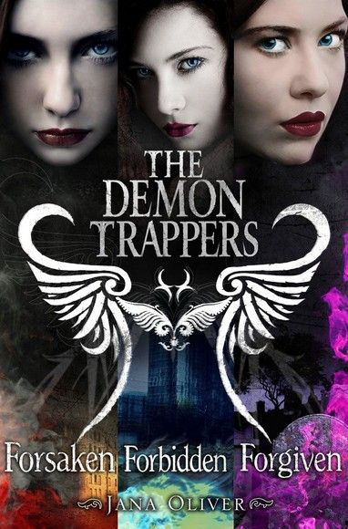 Demon Trappers 1-3