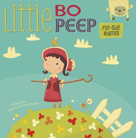 Little Bo Peep Flip-Side Rhymes