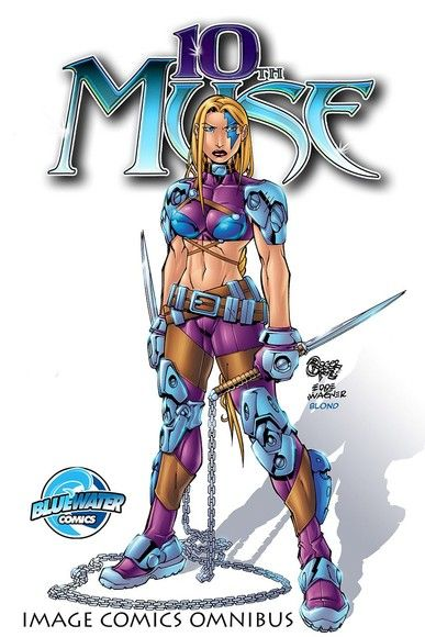 10th Muse: The Image Comics Omnibus Vol.1 # GN