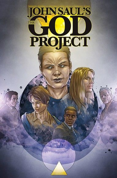John Saul's: The God Project collected edition