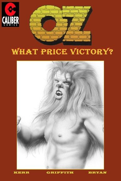 OZ: Volume 3 - What Price Victory?