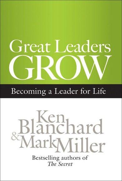 優秀的領導是會自我成長的