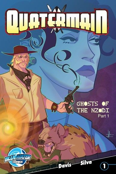 Quatermain: : Ghosts of the Nzadi