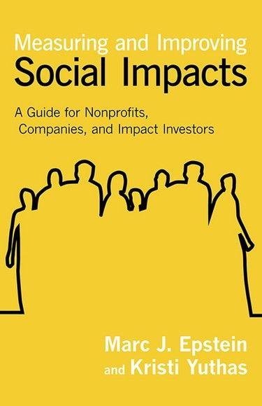 衡量以及改變社會衝擊