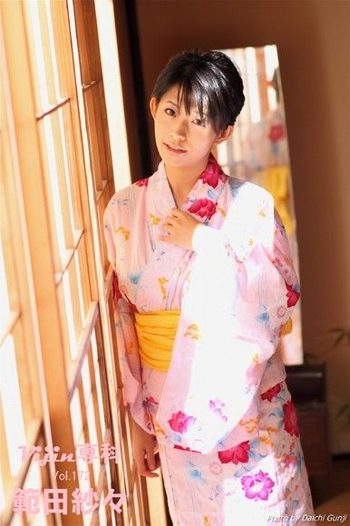 【Vijin 專科  No.172】範田紗々