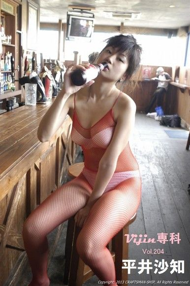 【Vijin 專科  No.204】平井沙知