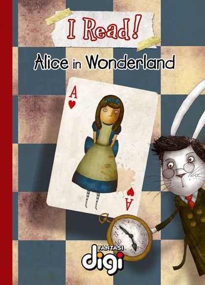 I Read! Alice in Wonderland