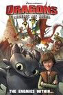 DreamWorks Dragons: Riders of Berk - Collection 2 - The Enemies Within Vol.1