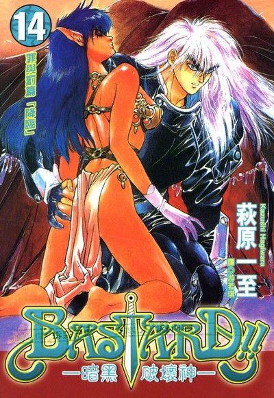 BASTARD!!暗黑破壞神(14)