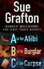 Kinsey Millhone: First Three Novels
