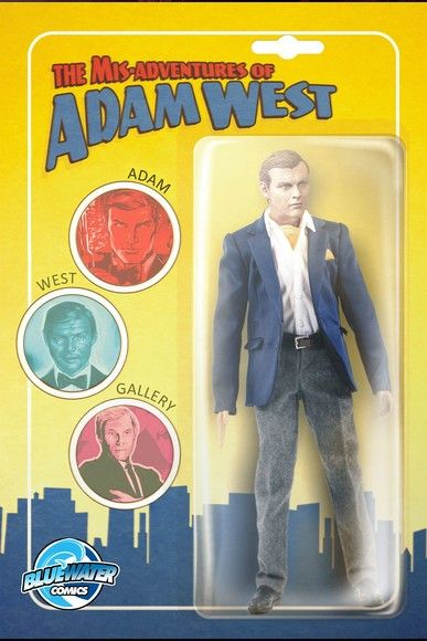 Misadventures of Adam West: Gallery Vol.1 # 1