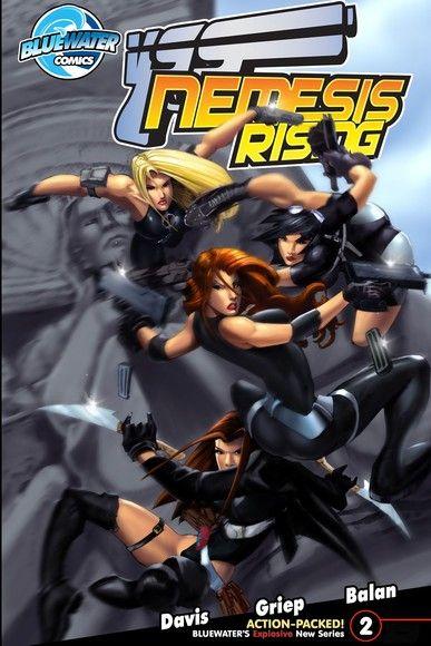 Victoria's Secret Service: Nemesis Rising