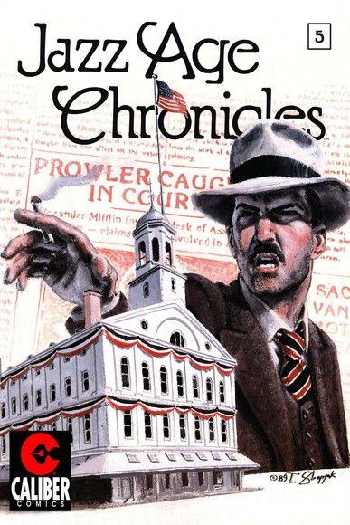 Jazz Age Chronicles #5