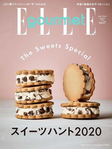 ELLE gourmet No.17 【日文版】