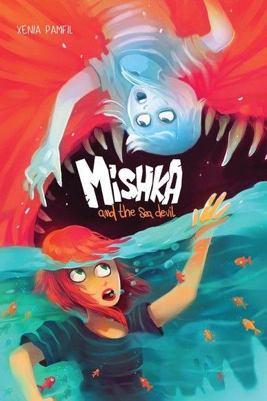 Mishka and the Sea Devil #OS