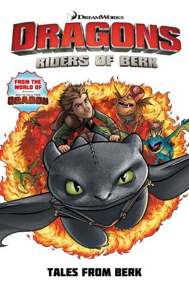 Dragons: Riders of Berk - Tales From Berk