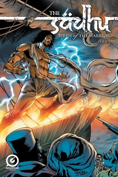 The Sadhu: Birth Of The Warrior #5