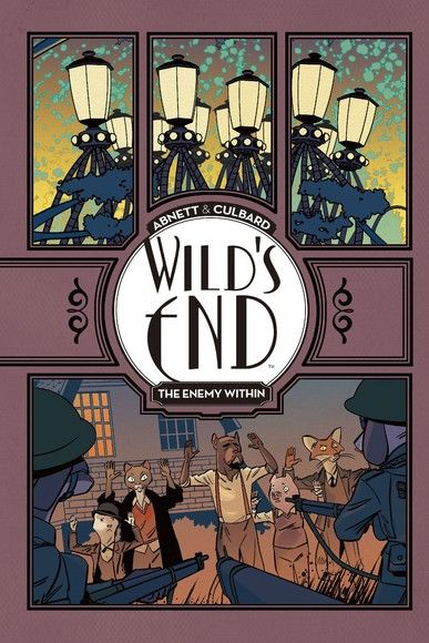 Wild's End: The Enemy Within