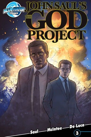 John Saul's The God Project Vol. 1 #3