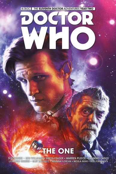 Doctor Who: The Eleventh Doctor - Volume 5: The One