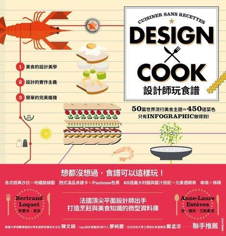 設計師玩食譜:DESIGN×COOK