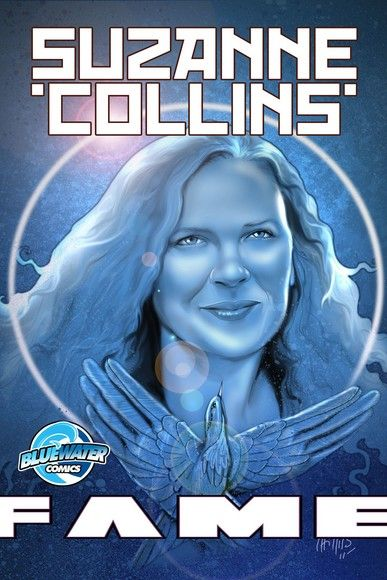 FAME: Suzanne Collins: The creator of the Hunger Games