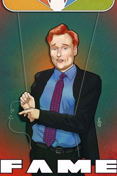 FAME: Conan O'Brien