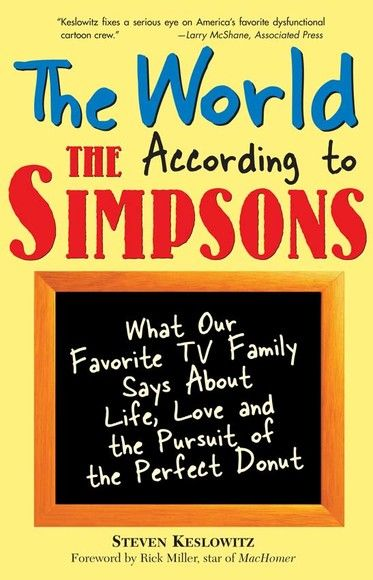 The World According to The Simpsons